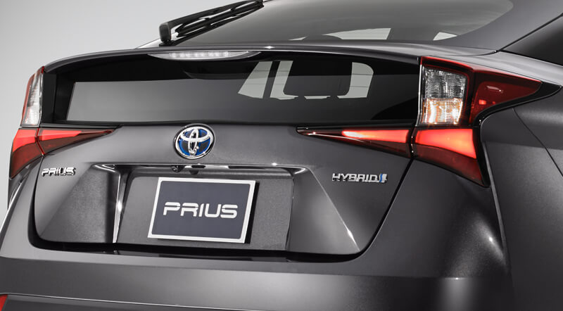 Prius Luces Traseras