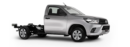 Hilux Chasis Cabina