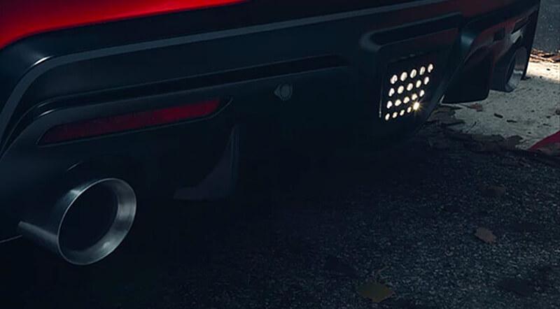 Toyota Supra Difusor