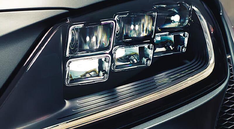 Toyota Supra Faros Delanteros